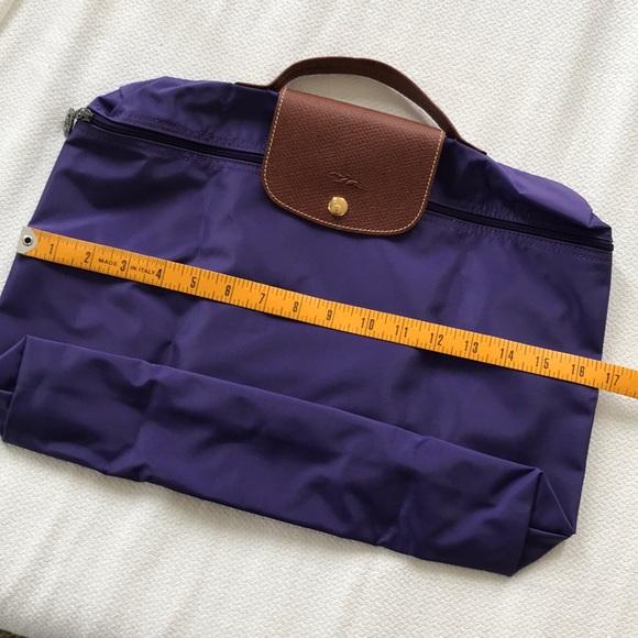 83fd2ca2c14c Longchamp Handbags - Longchamp Laptop Brief Bag Le Pliage